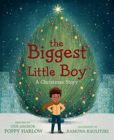 The Biggest Little Boy by Poppy Harlow