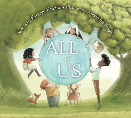 All of Us by Kathryn Erskine