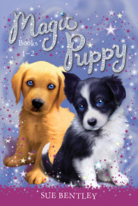 Magic Puppy: Books 1-2