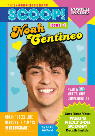 Noah Centineo by C. H. Mitford