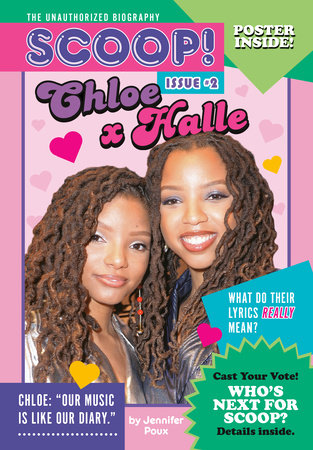 Chloe x Halle by Jennifer Poux
