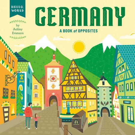 Germany by Ashley Evanson