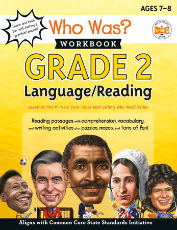 Who Was? Workbook: Grade 2 Language/Reading by Wiley Blevins, Linda Ross and Who HQ
