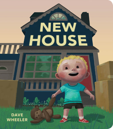 New House by Dave Wheeler