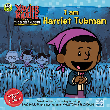 I Am Harriet Tubman by Marilyn Easton