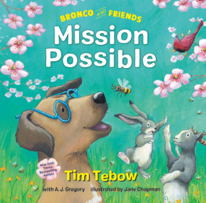 Bronco and Friends: Mission Possible