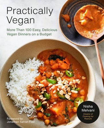 Practically Vegan by Nisha Melvani