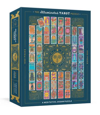 The Illuminated Tarot Puzzle by Caitlin Keegan