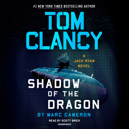 Tom Clancy Shadow of the Dragon by Marc Cameron