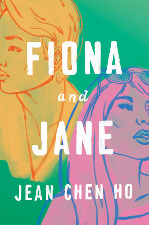 Fiona and Jane by Jean Chen Ho