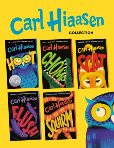 Carl Hiaasen 5-Book Collection