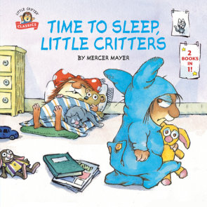 Time to Sleep, Little Critters