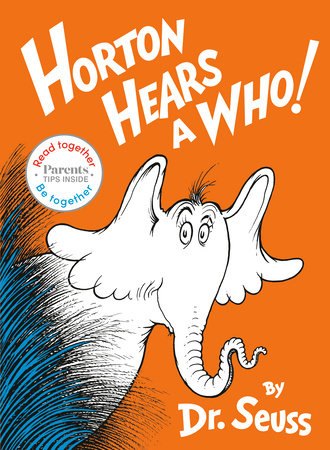 Horton Hears a Who: Read Together Edition Cover
