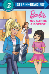 You Can Be a Doctor (Barbie)