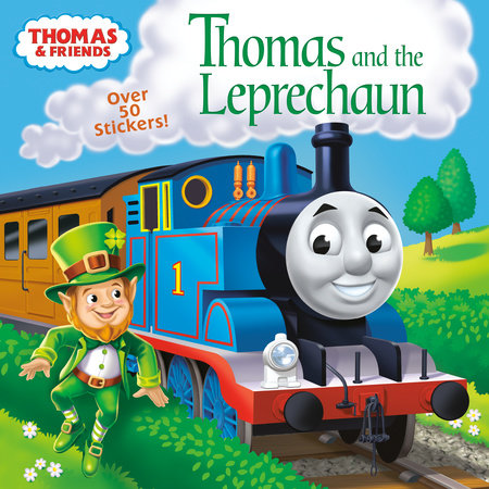 Thomas and the Leprechaun (Thomas & Friends) by Christy Webster