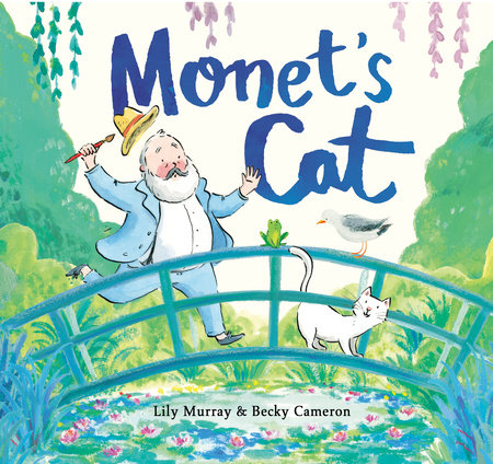 Monet's Cat by Lily Murray