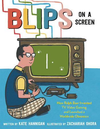 Blips on a Screen by Kate Hannigan