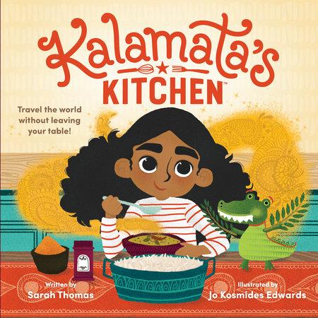 Kalamata's Kitchen by Sarah Thomas