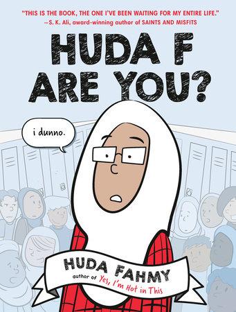 Huda F Are You? by Huda Fahmy