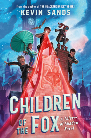Children of the Fox by Kevin Sands