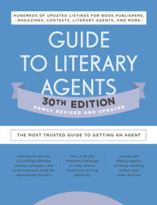 Guide to Literary Agents 30th Edition