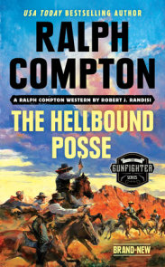 Ralph Compton the Hellbound Posse