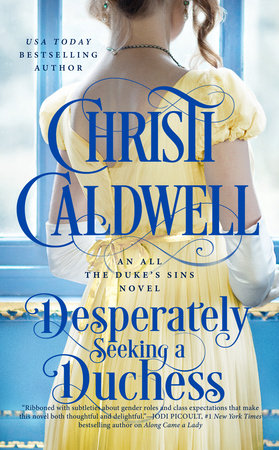 Desperately Seeking a Duchess by Christi Caldwell