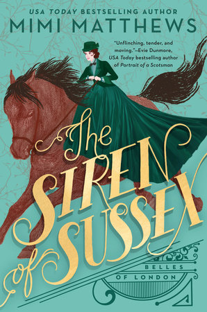 The Siren of Sussex by Mimi Matthews