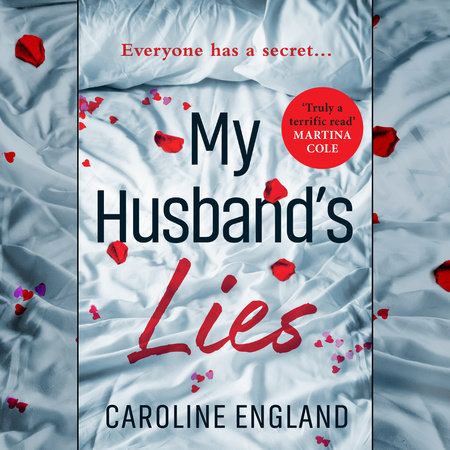 My Husband's Lies by Caroline England