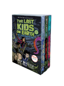 The Last Kids on Earth: Next Level Monster Box (books 4-6)