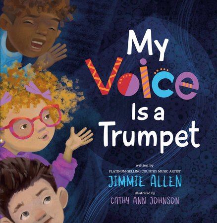 My Voice Is a Trumpet by Jimmie Allen