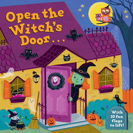 Open the Witch's Door by Random House