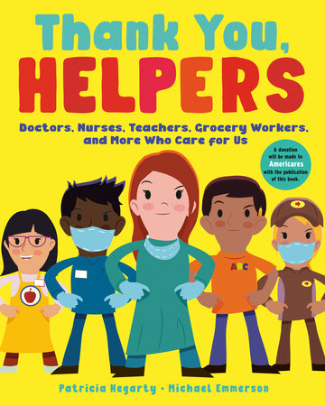 Thank You, Helpers by Patricia Hegarty