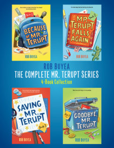 The Complete Mr. Terupt Series