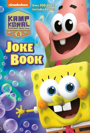 Kamp Koral Joke Book (Kamp Koral: SpongeBob's Under Years) by David Lewman