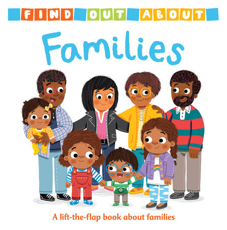 Find out About: Families by Mandy Archer
