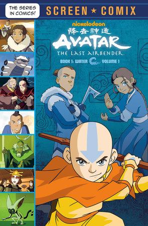 Avatar: The Last Airbender: Volume 1 (Avatar: The Last Airbender) by Random House