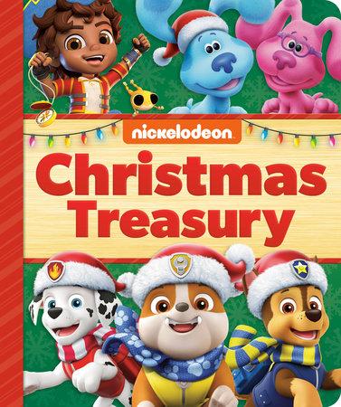 Nickelodeon Christmas Treasury (Nickelodeon) by Random House