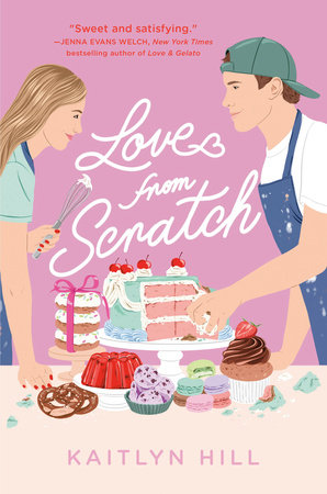Love from Scratch by Kaitlyn Hill