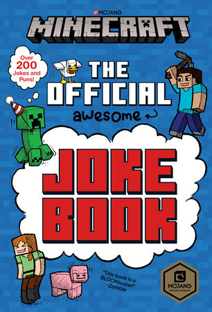 Minecraft: The Official Joke Book (Minecraft) by Dan Morgan