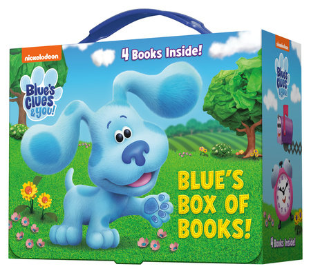 Blue's Box of Books (Blue's Clues & You) by Random House