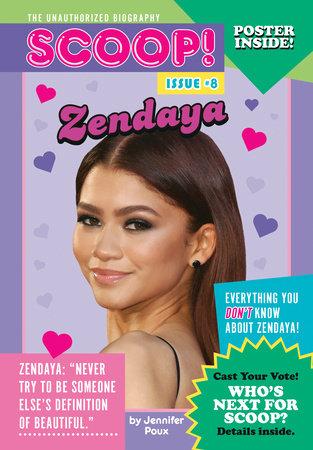 Zendaya by Jennifer Poux