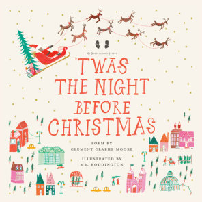 Mr. Boddington's Studio: 'Twas the Night Before Christmas