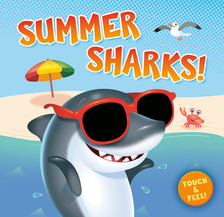 Summer Sharks! by Mike Guaspari