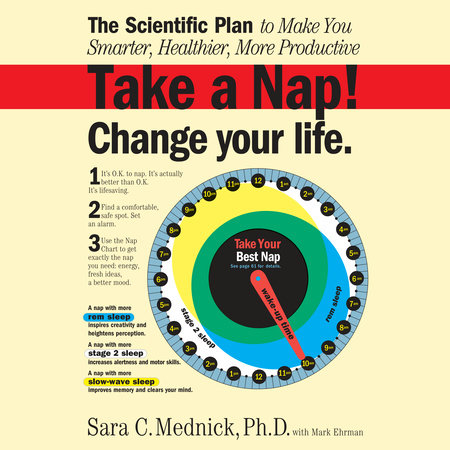 Take a Nap! Change Your Life. by Sara Mednick