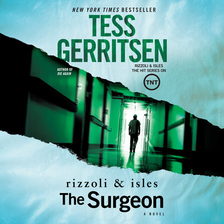 The Surgeon by Tess Gerritsen
