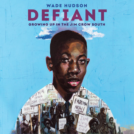 Defiant by Wade Hudson