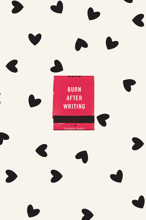 Burn After Writing (Hearts) by Sharon Jones