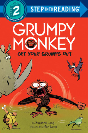 Grumpy Monkey Get Your Grumps Out by Suzanne Lang