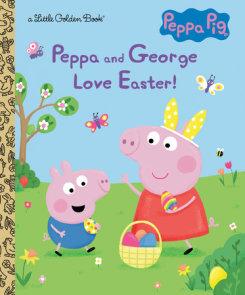Peppa and George Love Easter! (Peppa Pig)